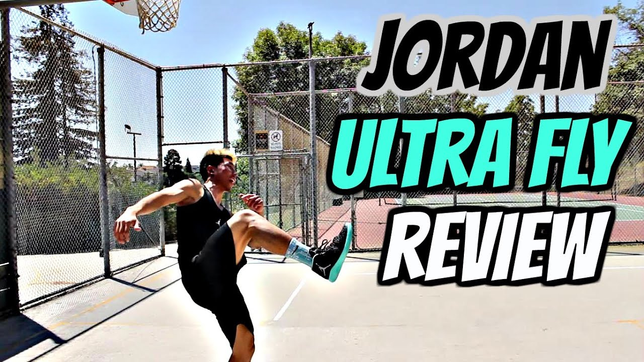 air jordan ultra fly review