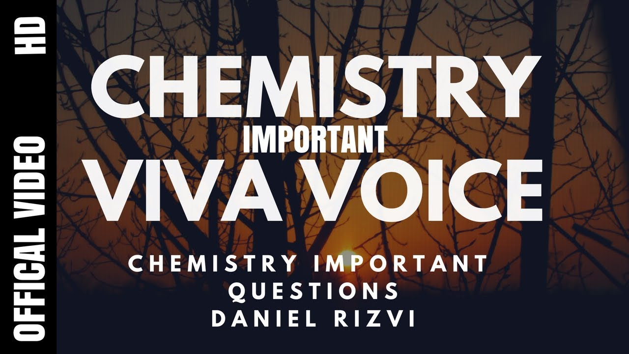 Topic: Inorganic Compounds   CHEMISTRY PRACTICAL VIVA QUESTIONS AND ANSWERS   Class 12 Chemistry Viva