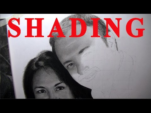 How to Draw | SHADING and BLENDING | Photorealistic Graphite Drawing Tutorial