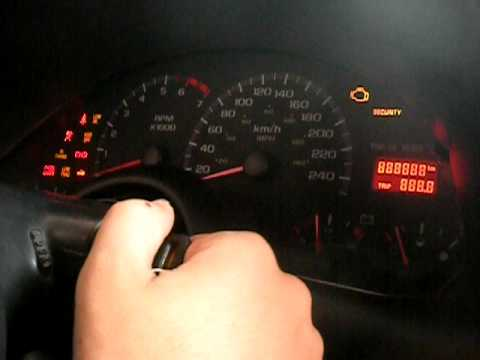 Camaro ignition problem