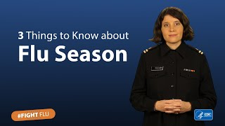 3 things to know about flu season