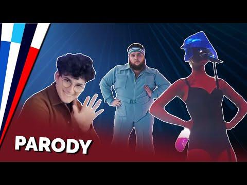 Eurovision 2020 PARODY / CRACK
