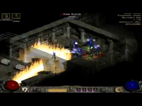 DIABLO II: LORD OF DESTRUCTION - Установка и запуск