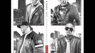 Santana Ft Khriz & Angel Y John Eric - Pideme
