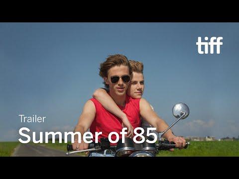 """Lato '85"" [trailer oryginalny]"