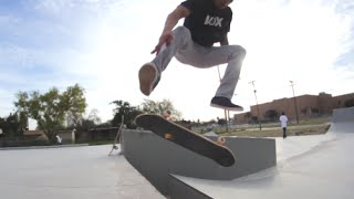 Texas Knows How To Build Skateparks!