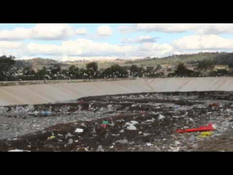 Tour of the Gregadoo Waste Management Centre