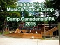 Mid-East Music & Dance Camp