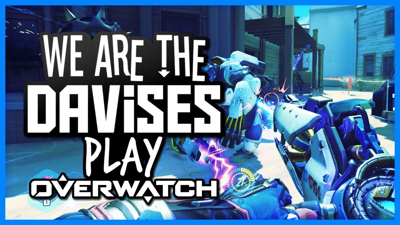 Bara Ett Bra Spel Ps4 Overwatch Ep 11 Spel Med Tyler Davis Youtube