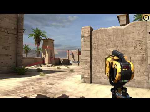 [Soluce] The Talos Principle - Arcade Égyptienne (B6)
