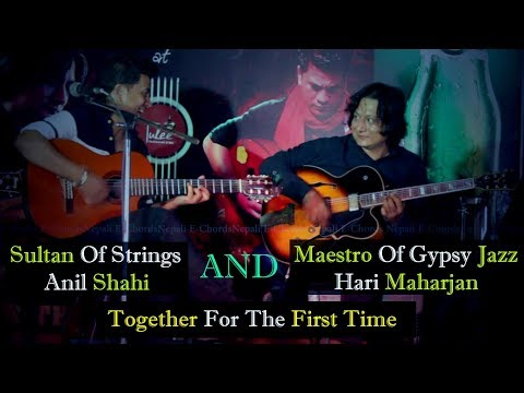 Sultan of Strings Vs Maestro of Gypsy Jazz
