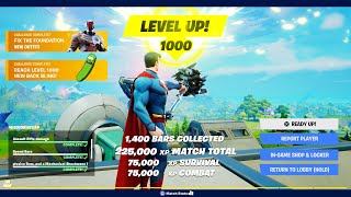 HOW TO LEVEL UP FAST IN FORTNITE SEASON 7! (XP Glitch)