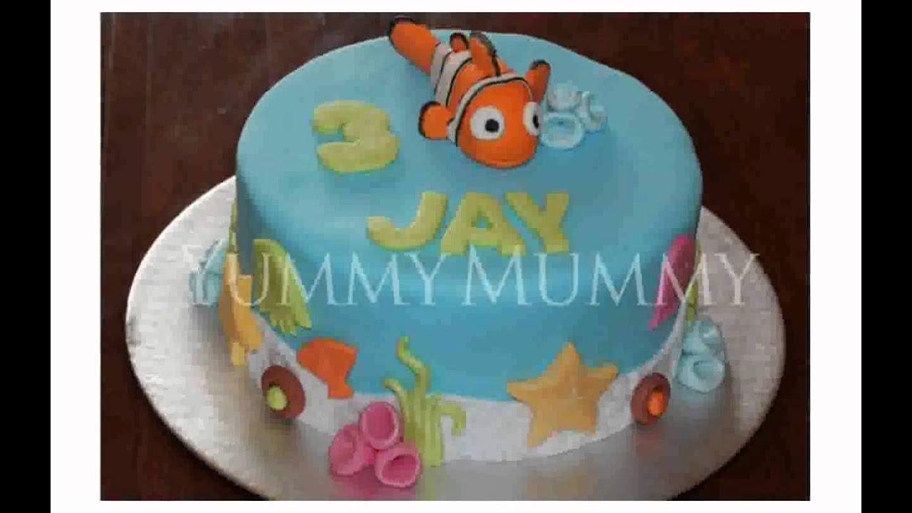 Nemo Cake Decorations Youtube