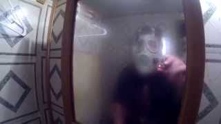 Dad Pranks Hawk With Shower Scare