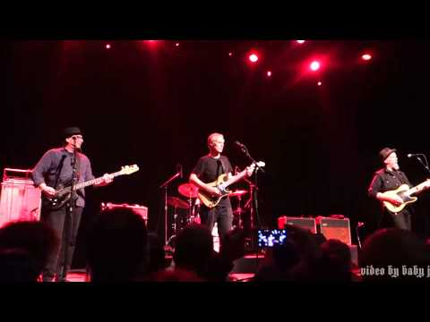 Television-ELEVATION-Live @ The Fillmore, San Francisco, CA, June 30, 2015-Tom Verlaine-Richard Hell