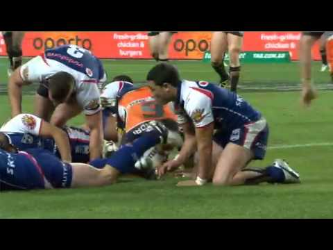 NRL 2011 Finals Week 2 Highlights: Wests Tigers V Warriors