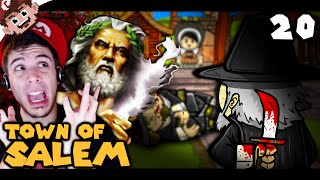 God: The Greatest Serial Killer! (The Derp Crew: Town of Salem - Part 20)