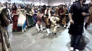 Ena Village - Toronto International Center Navratri Garba Oct 1,2011
