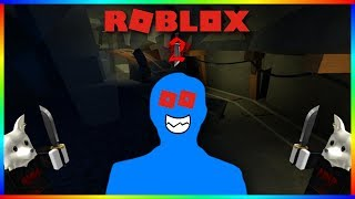 IT WAS THE BLUE MAN ALL ALONG!!! (Roblox Murder Mystery 2)