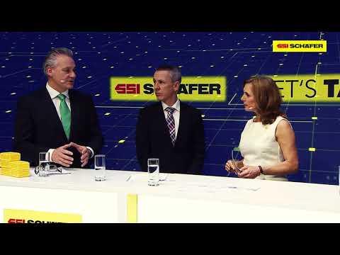Highlights: Automation Intralogistik | LET'S TALK 2018 SSI SCHÄFER