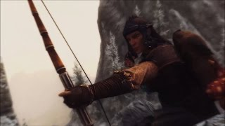 Skyrim Perfectly Modded A look at combat