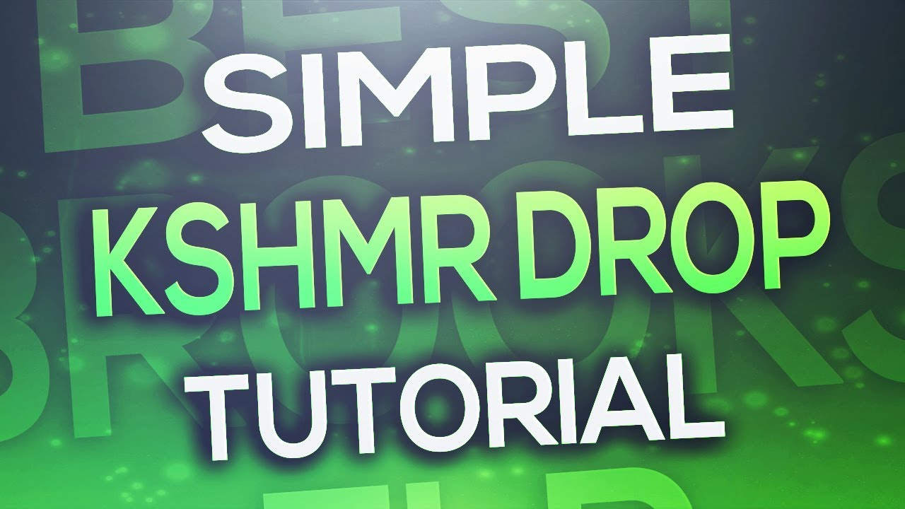FL Studio - Simple KSHMR Drop Tutorial + FLP *EASY*