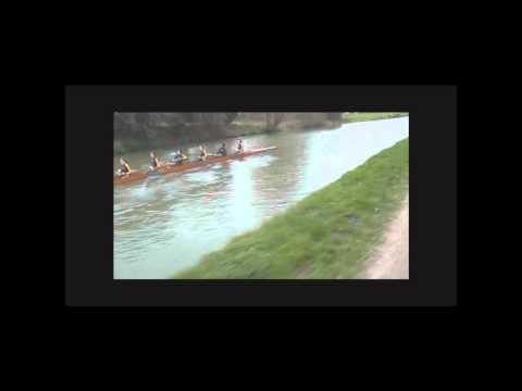 Wolfson College BC - Lent Bumps Getting On Race 2011 - W2