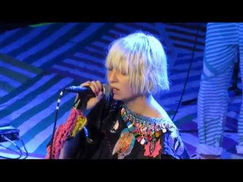 Sia  Breathe Me   Webster Hall  NYC  72711
