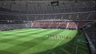 FIFA 11 PS3 Gameplay Video - Bayer gegen Bayern