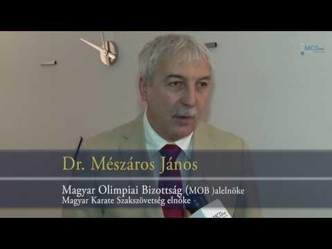 Magyar Olimpiai Bizottság / Dr. Mészáros János