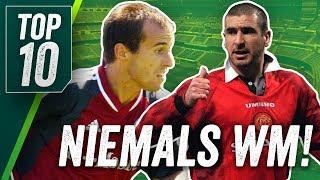 Bale, Aubameyang, Giggs! Top 10 Superstars die niemals bei einer WM spielten!