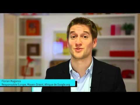 Florian Maganza, Responsable Europe, Moyen-Orient, Afrique de Google.org, soutient WeTechCare.