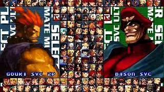 SNK VS Capcom 3rd Battle Ultimate PC Mugen & RXMugen for XBOX!