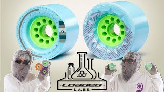 LIMITED EDITION 77A BLUE KEGELS AND CAGUAMAS | Loaded Labs - Wheel Talk