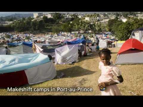 Long-term effects of the earthquake on Haiti
