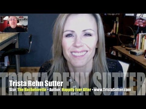 Get Happily Ever After w 1st Bachelorette, Trista Sutter! INTERVIEW