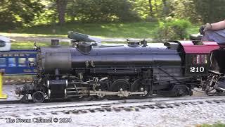 Big Creek & Southern: Live Steam & Diesel Operations