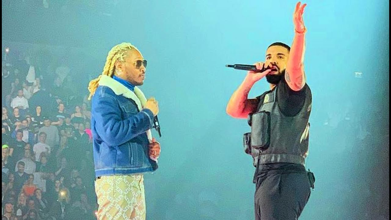 Drake London 2019 Live Concert At The O2 Arena Assassination