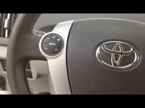 Prius Steering Wheel Controller Repair Remove And Replace