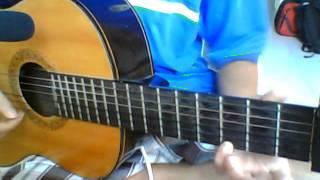 Bước chân lẻ loi - Hướng dẫn Guitar