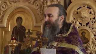 Проповедь отца Александра (Захарова) в Крестопоклонную неделю.