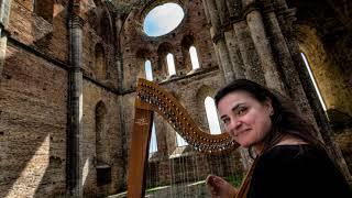 Pachelbel, Canon in D - Harp and Violin - VoceDAnimA - Elisa Malatesti - Duo Lakmé - Natalia Kulesho
