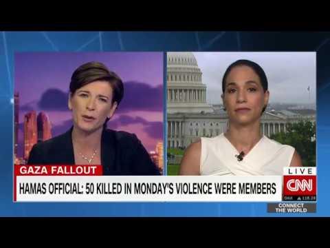 Noura Erakat Destroys False Rhetoric On Palestine & Hamas Claim Of 50 Dead Members On CNN