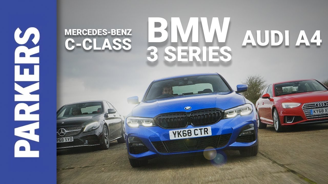 Bmw 3 Series 2019 Vs Audi A4 Vs Mercedes Benz C Class Group Test Which One Would You Buy