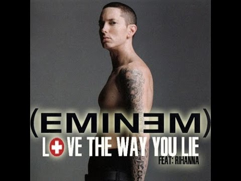 Eminem & Rihanna  I Love The Way You Lie + Lyrics 10 hour repeat!!