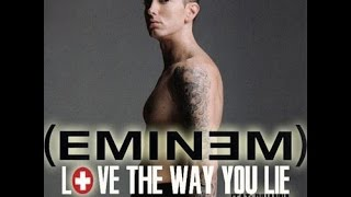 Eminem & Rihanna - I Love The Way You Lie + Lyrics (10 hour repeat!!)