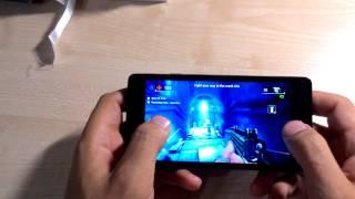 обзор смартфона ZTE Blade V2 Lite