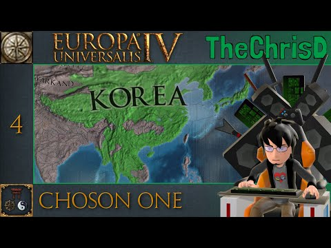 EU4: Mare Nostrum – Choson One 4 – The Travelling Ship Salesman
