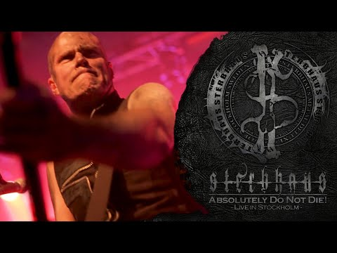 Sterbhaus - Absolutely Do Not Die! - Live - Official video