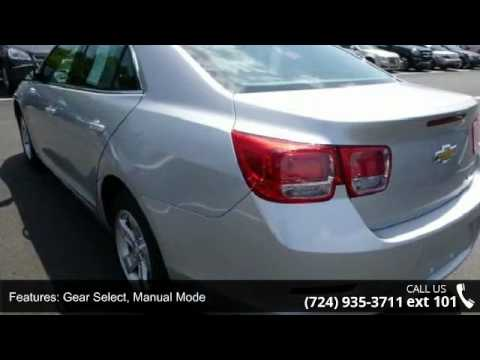 Superior 2014 Chevrolet Malibu LS   Baierl Chevrolet   Wexford, PA.